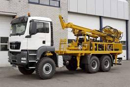 other trucks MAN TGS 33 BB-WW DRILLING RIG
