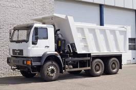 tipper truck > 7.5 t MAN CLA 26.280 BB TIPPER TRUCK (4 units)