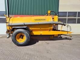 manure spreader Veenhuis waterwagen