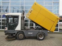 Road sweeper truck Ravo 5002 580 80km/h 2000
