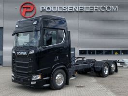 chassis cab truck Scania 4950mm 6x2 Chassis 2021