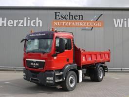 tipper truck > 7.5 t MAN TGS 18 BL, Hydrodrive, Bordmatik 2010