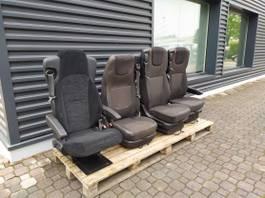 Seat truck part DAF Sitz XF106