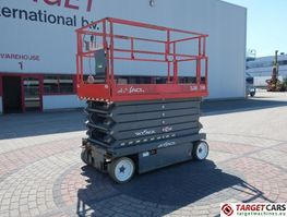 scissor lift wheeld Skyjack SJIII-4740 ELECTRIC SCISSOR WORK LIFT 1380CM 2017