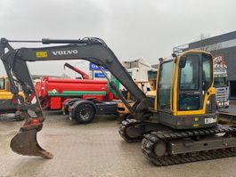crawler excavator Volvo ECR 88 2013
