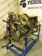 Engine truck part MAN X 2014