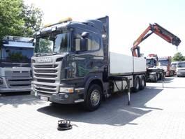 Kranwagen Scania 6X2 mit Palfinger PK 33002 2011