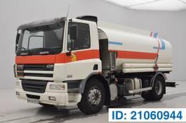 tank truck DAF CF 75 2005