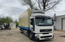closed box truck Volvo FE240
