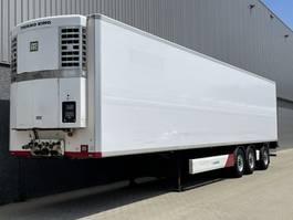 refrigerated semi trailer Krone SD / Thermoking  / Multitemp / Dubb verdamper / Stuuras / Liftas / Klep / NL 2009