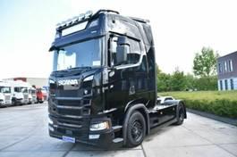cab over engine Scania S500 Retarder 2xTanks / Leasing 2019