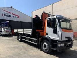 crane truck Iveco Eurocargo 1828 Palfinger 23500 2008