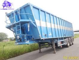 tipper semi trailer Stas Tipper 2002