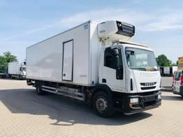 refrigerated truck Iveco 190EL28/P EEV 2011