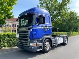 cab over engine Scania R etarder/Standklima/ADR/Kompressor/Highline 2012