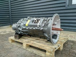 Gearbox truck part Scania EBUILT GRS(O) 900/920 WITH WARRANTY