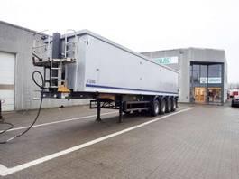 tipper semi trailer Langendorf 57 m³ 2013