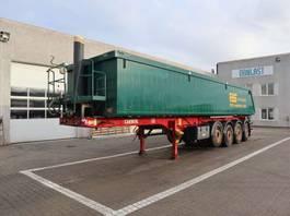 tipper semi trailer Carnehl 36 m³ 2013