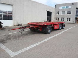 container chassis semi trailer 6-6.5 m kasser 2003