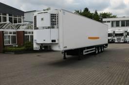 refrigerated semi trailer Chereau Thermo King TK SL 400e/Trennwand/2,6h/SAF/LBW 2008