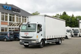 tilt truck Renault 16.270 DXi/Schiebeplane/LBW/Klima/TOP! 2013