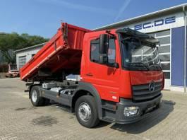 tipper truck > 7.5 t Mercedes-Benz 1527 4x2 Euro 6 Meiller Kipper 2016