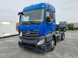 cab over engine Mercedes-Benz Actros Sattelzugmaschine Kipphydraulik Euro 2013