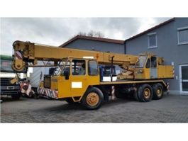 crane truck Liebherr LT1025-25t-Allrad 33 m Autokran 2x Seilwinde 1975