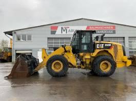 wheel loader Caterpillar 950M *BJ2015* 10095H/Klima/3ter Steuerkreis/ZSA 2015