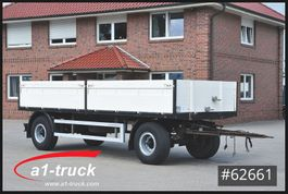 drop side full trailer Krone 12/2021 Baustoff Pritsche, offen, Bordwand, Blatt 1991