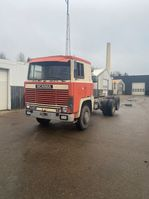 Oldtimer-LKW Scania LB141 V8 LBS 141 1980