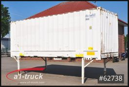 swap body container Krone WB 7,45, Container, stapelbar, Staplertasche 2004