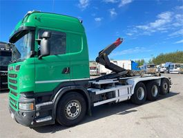 container truck Scania R560 8x4 Tridem 2014