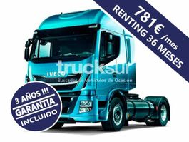 cab over engine Iveco STRALIS AS440S46T/P 2016
