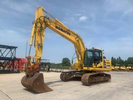 crawler excavator Komatsu HB215LC-2 2014