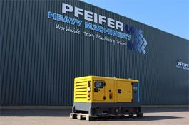 generator Atlas Copco QAS 40 ST3 Diesel, 40 kVA, Also Available For Rent 2020