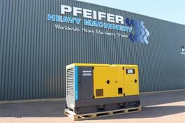generator Atlas Copco QAS5 100 JD S3A Diesel, 100 kVA, Also Available Fo 2021
