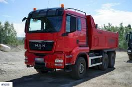 tipper truck > 7.5 t MAN TGS 26 6x4 tipper truck 2011