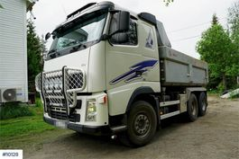 tipper truck > 7.5 t Volvo FH 6x4 tipper truck 2008
