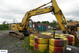 crawler excavator Komatsu PC240LC-8 2008