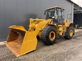 wheel loader Caterpillar 950H 2009
