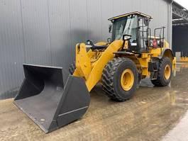 wheel loader Caterpillar 950M 2015