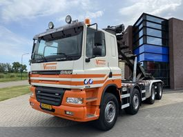 chassis cab truck Ginaf X4241S /  8x4 / Manual /Chassis / Tipper / NL Truck 2007