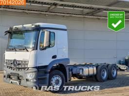 chassis cab truck Mercedes-Benz 2636 6X4 L New! Big-Axle Euro 5 2020