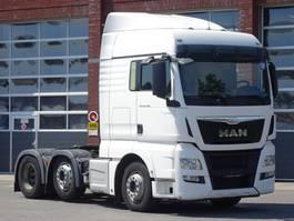 cab over engine MAN TGX26.480 6x2 Euro6 - Automatic - Navi - Double bed - Fridge 2015