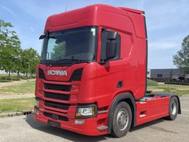 cab over engine Scania R NGS Full spoilers / retarder / 4 point air  R500  4x2 2018