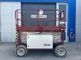 scissor lift wheeld Mec 3772 ES HD 2008