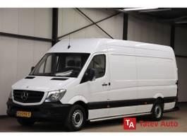 closed lcv Mercedes-Benz 2.2 CDI L3H2 POST NL MET SCHAPPEN AUTOMAAT 2014