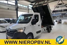 drop side lcv Renault Master Kipper Airco Navi Trekhaak Nieuw 2021