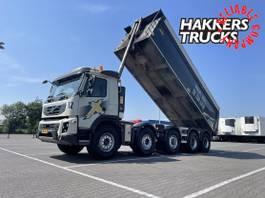 tipper truck > 7.5 t Volvo FMX 10X6 jubilee edition 2010